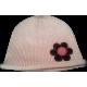 Bonnet en Tricot de Coton Soyeux