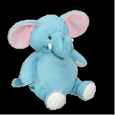Éléphant 16'' Turquoise