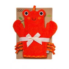 Mitaine de Bain Crabe