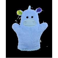 Mitaine de Bain Hippo