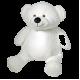 Ourson 16'' Blanc