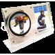 Présentoir Combo à Rondelle de Hockey