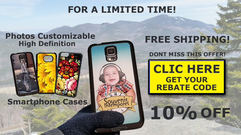 Customizable Smartphones Photos Cases