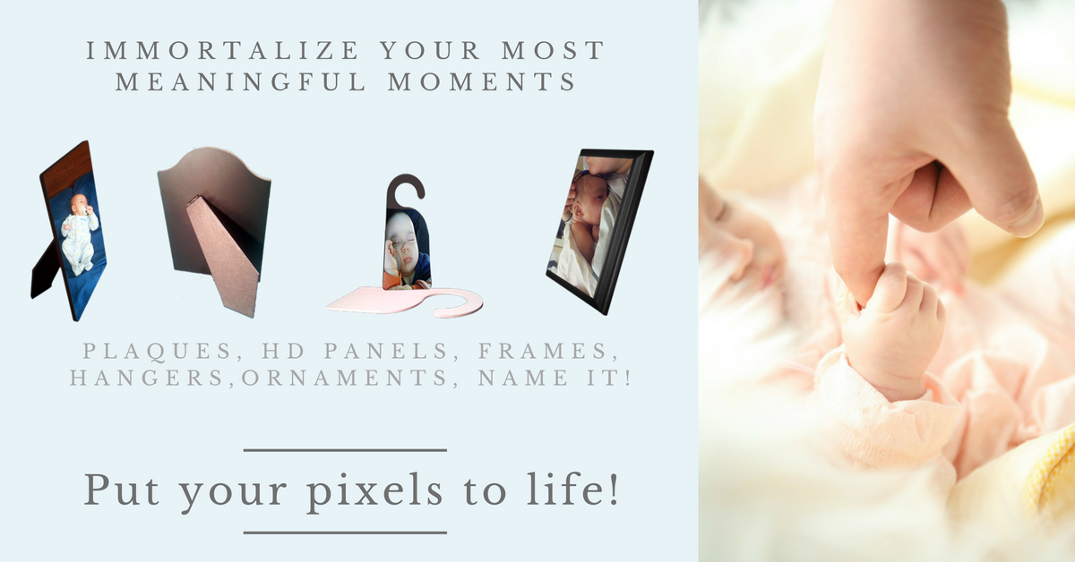 Put your pixels to life!